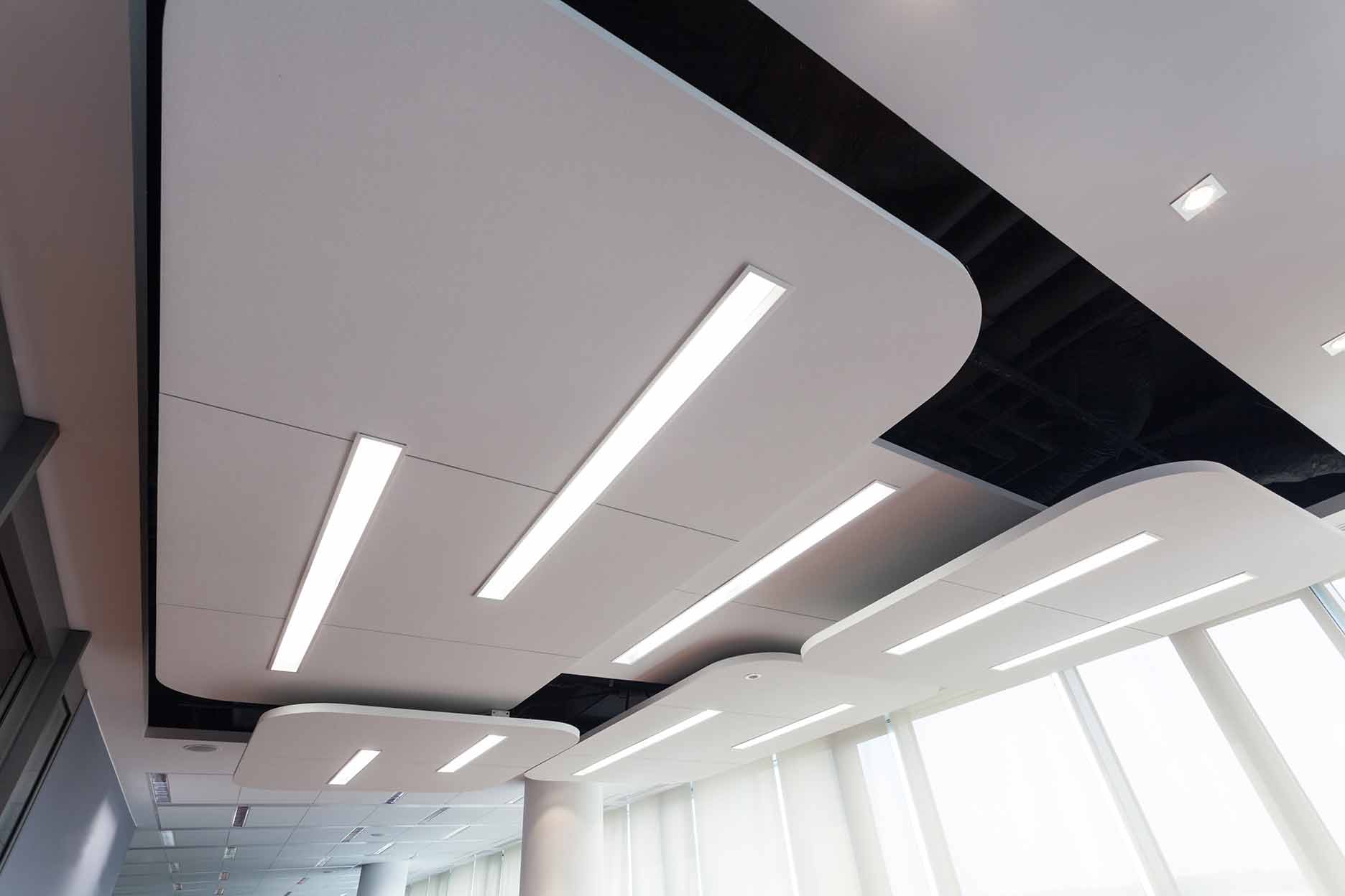 Suspended Acoustic Office Ceiling Wagga Wagga NSW